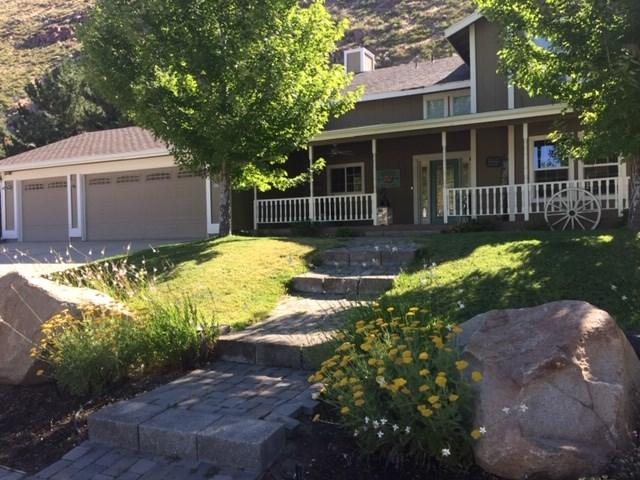 315 Cliff View Court, Reno, NV 89523 (MLS #190012143) :: Chase International Real Estate