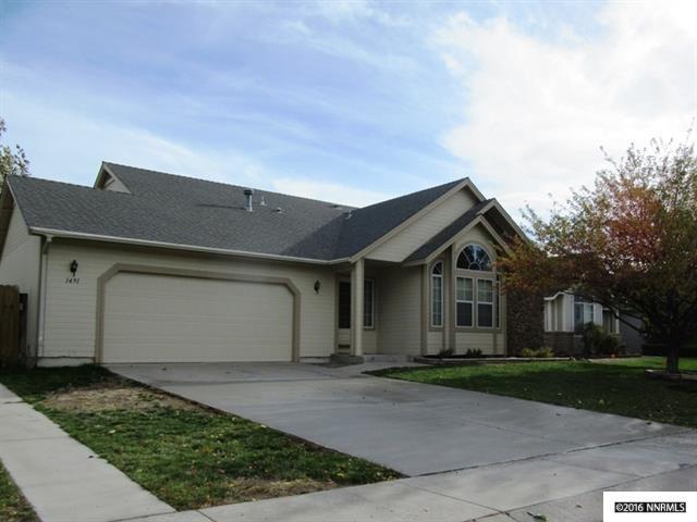 1491 Mary Jo, Gardnerville, NV 89410 (MLS #190012662) :: Vaulet Group Real Estate
