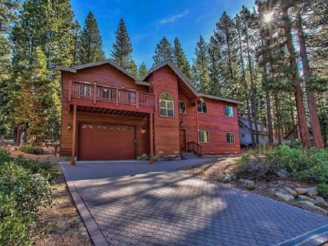 331 Winding Way, Incline Village, NV 89451 (MLS #190014347) :: Theresa Nelson Real Estate