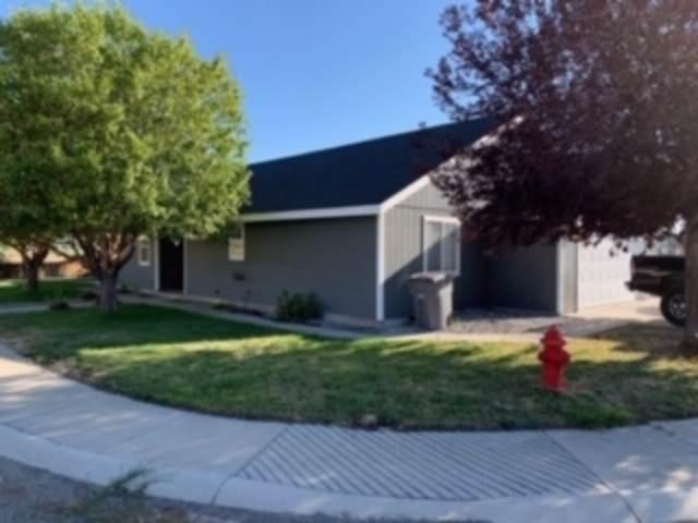 396 Sprague Drive, Yerington, NV 89447 (MLS #190014608) :: Joshua Fink Group