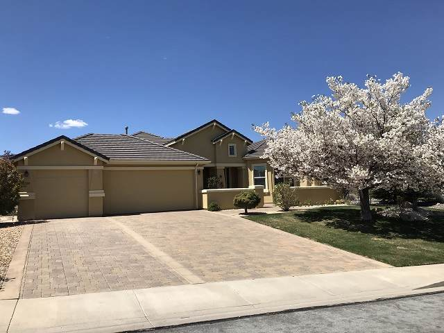 6809 Marble Canyon Road, Reno, NV 89511 (MLS #190015581) :: The Mike Wood Team
