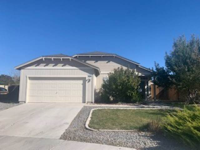 453 Granby Way, Fernley, NV 89408 (MLS #190015719) :: Chase International Real Estate