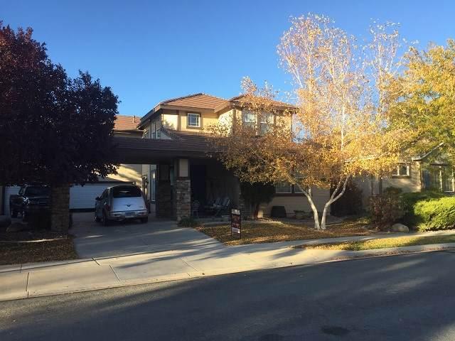2640 Washoe Belle, Sparks, NV 89436 (MLS #190015744) :: NVGemme Real Estate