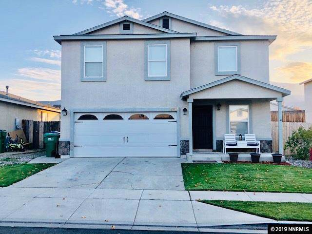 8893 Silverkist Dr, Reno, NV 89506 (MLS #190015989) :: The Mike Wood Team