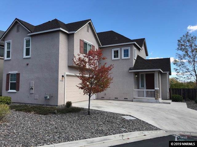 3468 Mashie, Sparks, NV 89431 (MLS #190016069) :: Ferrari-Lund Real Estate