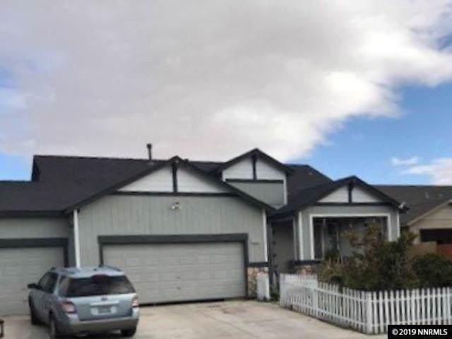 2028 Rawles Drive, Fernley, NV 89408 (MLS #190016114) :: Vaulet Group Real Estate
