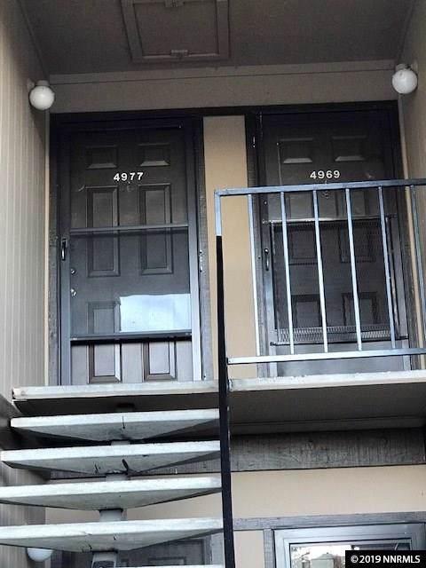 4977 Reggie Road, Reno, NV 89502 (MLS #190016140) :: Vaulet Group Real Estate