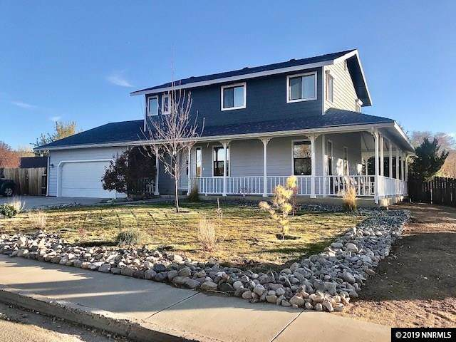 4805 E Fifth, Carson City, NV 89701 (MLS #190016142) :: Vaulet Group Real Estate