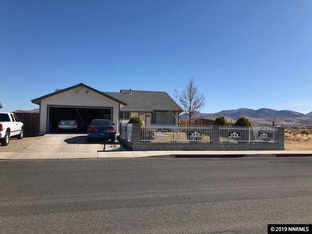 2190 Kadden Way, Dayton, NV 89403 (MLS #190016368) :: Northern Nevada Real Estate Group