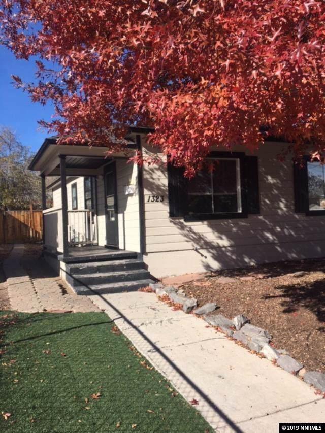 1323 Ralston, Reno, NV 89503 (MLS #190016631) :: Chase International Real Estate