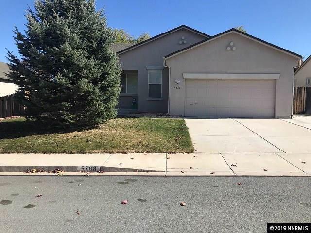 5768 Rainier Peak, Sparks, NV 89436 (MLS #190016654) :: Northern Nevada Real Estate Group