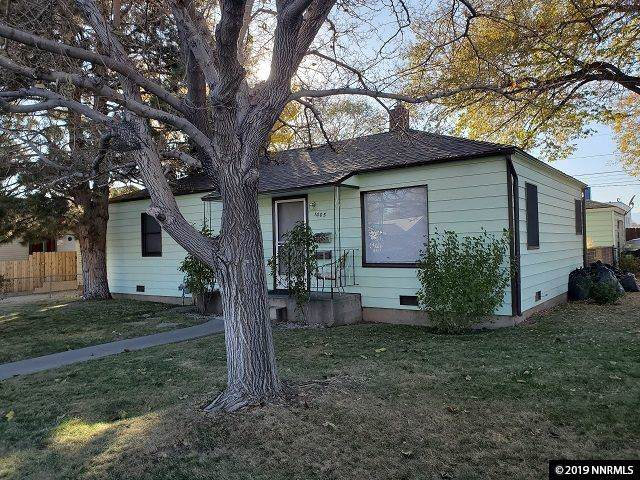 1005 Cordone, Reno, NV 89502 (MLS #190016731) :: The Hertz Team