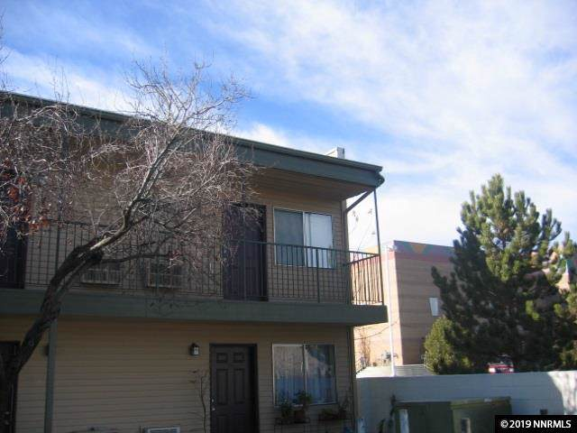 175-197 Grove Ln. #26 #26, Reno, NV 89502 (MLS #190017006) :: The Hertz Team