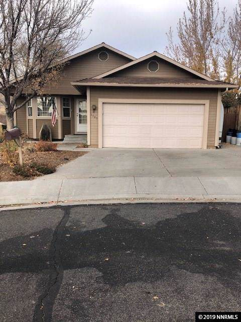 3365 Lookout Place, Reno, NV 89503 (MLS #190017124) :: Vaulet Group Real Estate