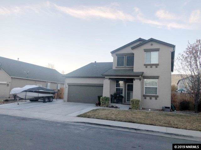 5855 Sonora Pass Dr, Sparks, NV 89436 (MLS #190017249) :: Chase International Real Estate