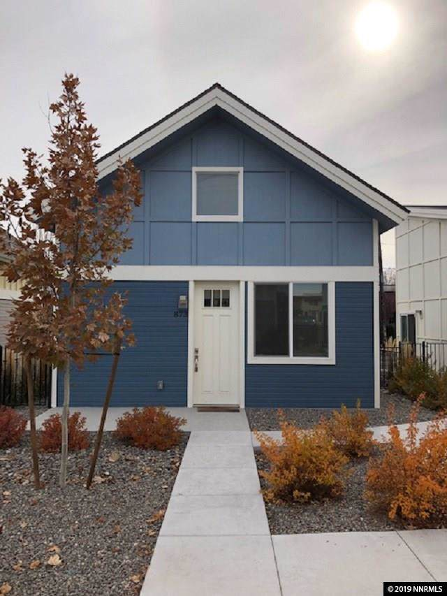 873 Ryland Street, Reno, NV 89502 (MLS #190017281) :: The Mike Wood Team