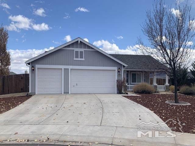 815 Laca, Dayton, NV 89403 (MLS #190017346) :: Vaulet Group Real Estate