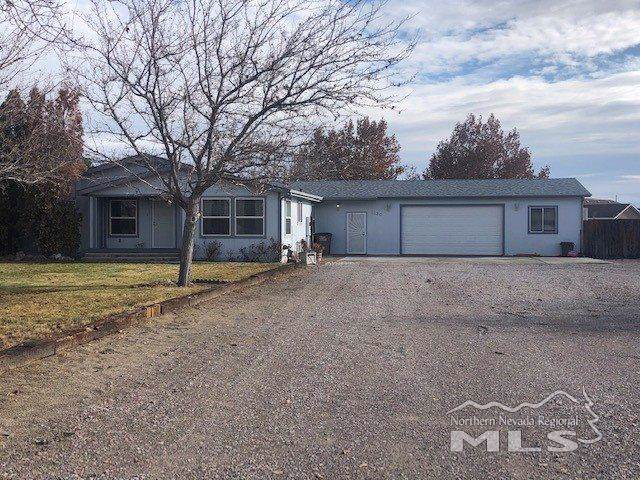 1180 Dean Lane, Fallon, NV 89406 (MLS #190017359) :: NVGemme Real Estate