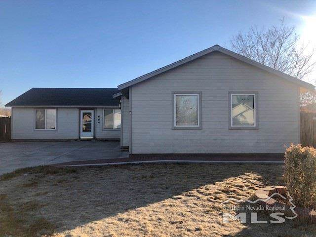 604 Jennys Lane, Fernley, NV 89408 (MLS #190017436) :: Chase International Real Estate