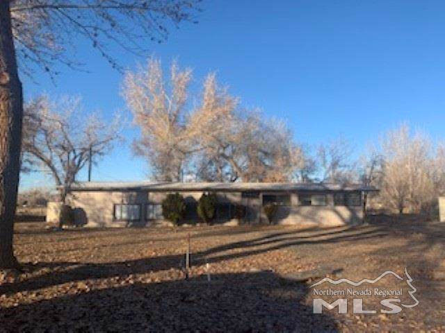 1150 Rancho Road, Fernley, NV 89408 (MLS #190017440) :: Chase International Real Estate