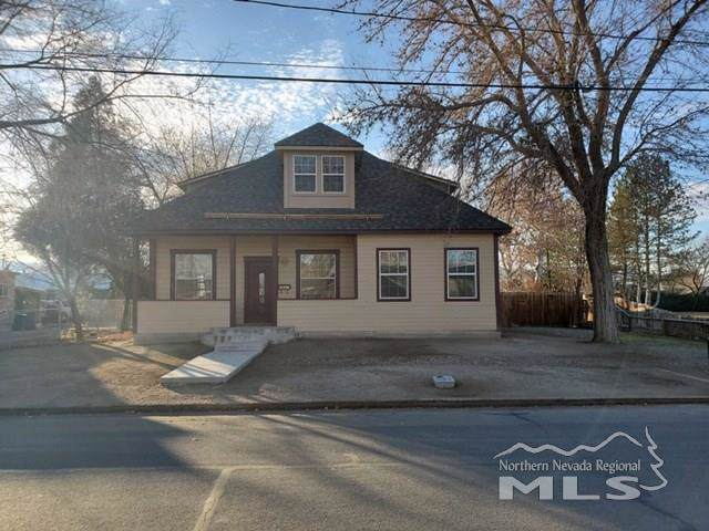 33 N West St, Yerington, NV 89447 (MLS #190017530) :: Joshua Fink Group