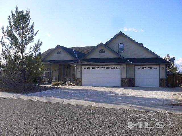 1159 Buckbrush, Minden, NV 89423 (MLS #190017668) :: The Mike Wood Team