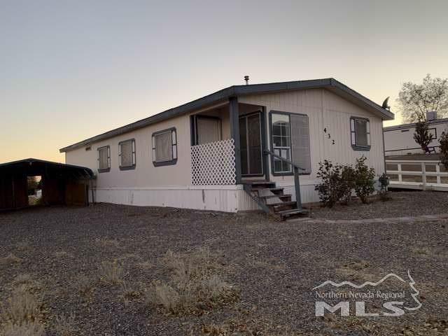 432 Feldspar Circle, Moundhouse, NV 89706 (MLS #190017708) :: Harcourts NV1