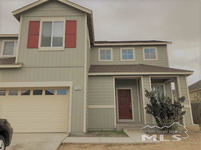 1741 Autumn Glen, Fernley, NV 89408 (MLS #190017803) :: Chase International Real Estate