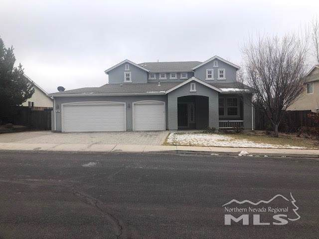 866 N University Park Loop, Reno, NV 89512 (MLS #190017823) :: Ferrari-Lund Real Estate