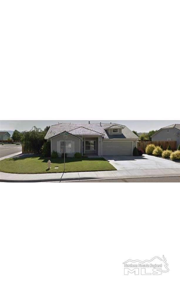 7801 Alcandre Ct, Sparks, NV 89436 (MLS #190017933) :: Chase International Real Estate