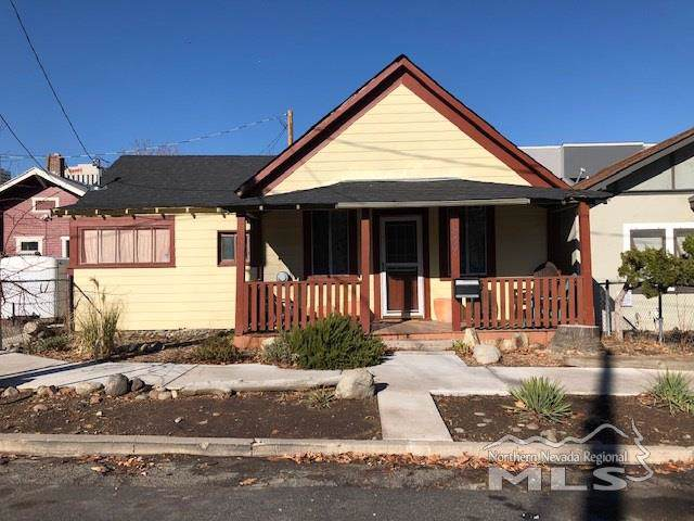 307 Pine St, Reno, NV 89501 (MLS #190017976) :: Vaulet Group Real Estate