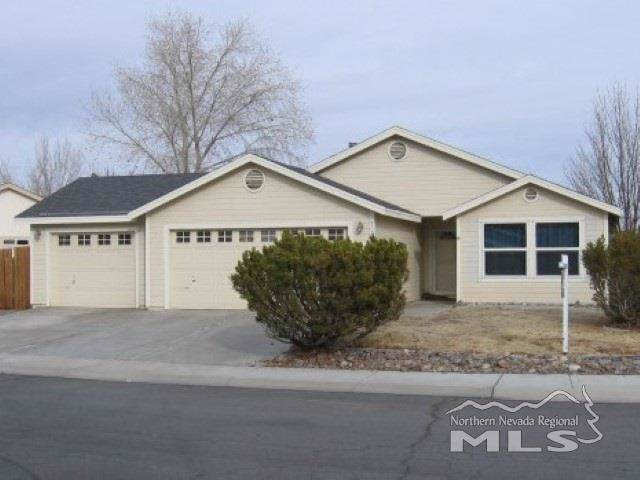 500 Sugarloaf Drive, Dayton, NV 89403 (MLS #190018148) :: Ferrari-Lund Real Estate