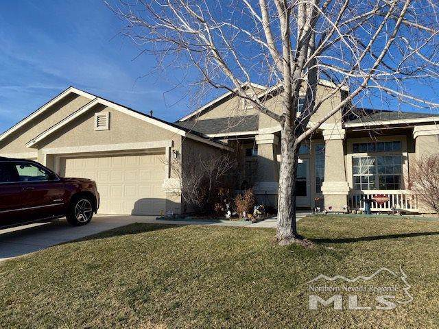 212 Bobcat Drive, Dayton, NV 89403 (MLS #190018220) :: Chase International Real Estate
