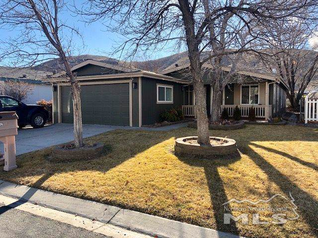 224 Avenue De La D'emerald, Sparks, NV 89434 (MLS #200000103) :: NVGemme Real Estate