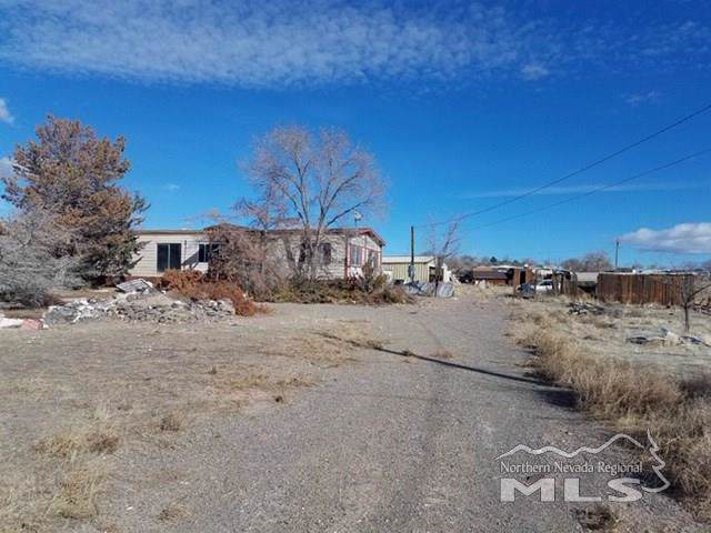 7990 Abilene, Stagecoach, NV 89429 (MLS #200000244) :: The Mike Wood Team