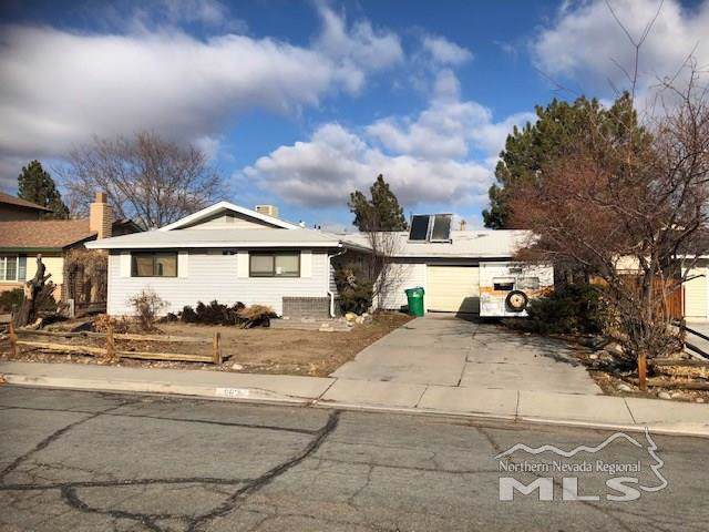 962 Desert View, Sparks, NV 89434 (MLS #200000400) :: The Mike Wood Team