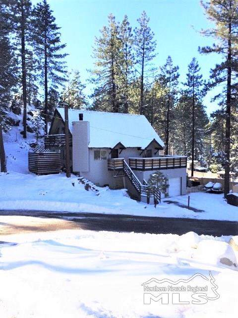 748 Lakeview Drive, Zephyr Cove, NV 89448 (MLS #200000405) :: Ferrari-Lund Real Estate