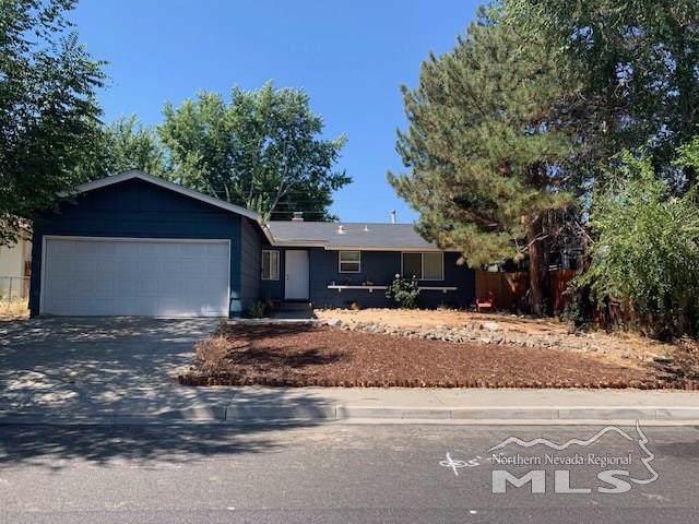 1475 Locksley, Reno, NV 89503 (MLS #200000596) :: Joshua Fink Group