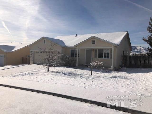 4084 Royal Sage Drive, Reno, NV 89503 (MLS #200000597) :: NVGemme Real Estate
