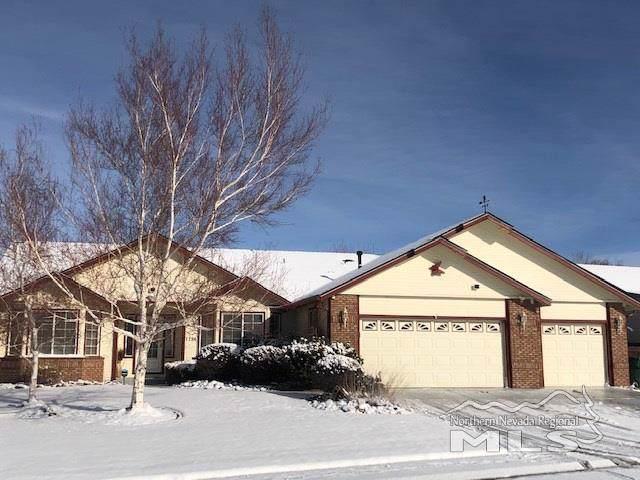 1284 Topaz Dr., Gardnerville, NV 89460 (MLS #200000598) :: Chase International Real Estate