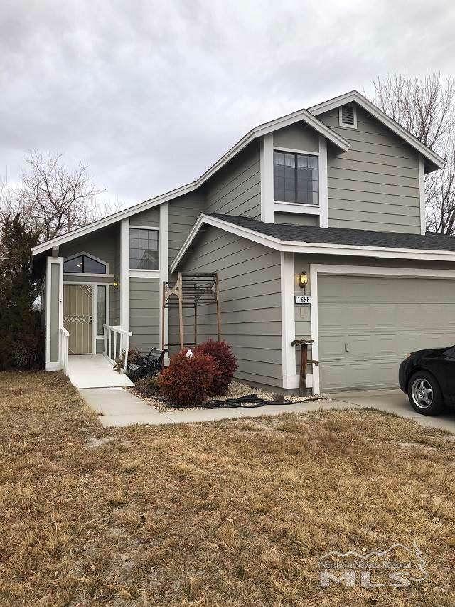 1658 Johns, Fernley, NV 89408 (MLS #200000719) :: NVGemme Real Estate