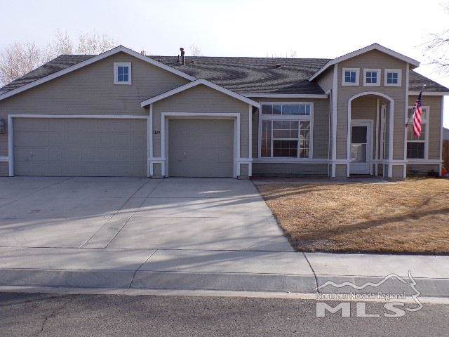1129 Cheatgrass Dr., Dayton, NV 89403 (MLS #200001097) :: Chase International Real Estate