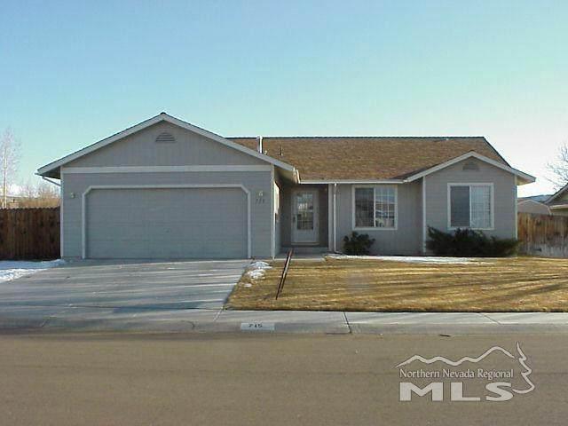 715 Hornet, Gardnerville, NV 89460 (MLS #200001349) :: Ferrari-Lund Real Estate