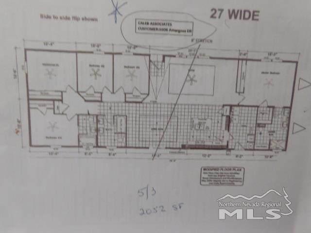 5906 Amargosa, Sun Valley, NV 89433 (MLS #200001445) :: Ferrari-Lund Real Estate