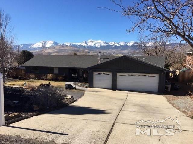 14585 Rim Rock, Reno, NV 89521 (MLS #200001568) :: Ferrari-Lund Real Estate