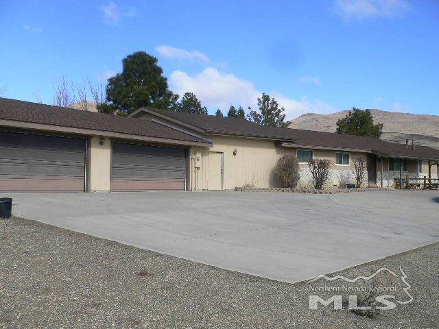 5500 Goni, Carson City, NV 89706 (MLS #200001647) :: Chase International Real Estate