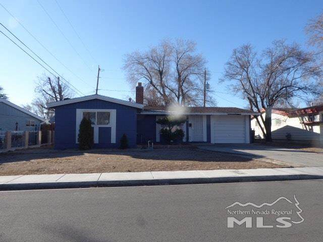 1105 Russell Way, Sparks, NV 89431 (MLS #200001912) :: Vaulet Group Real Estate