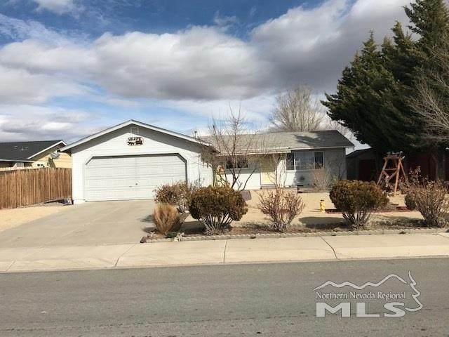300 Occidental Drive, Dayton, NV 89403 (MLS #200001981) :: Ferrari-Lund Real Estate