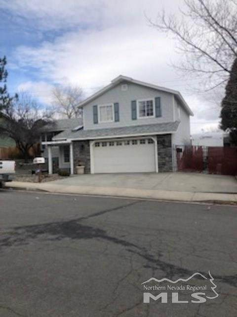 1941 Hamilton Ave, Carson City, NV 89706 (MLS #200002167) :: NVGemme Real Estate