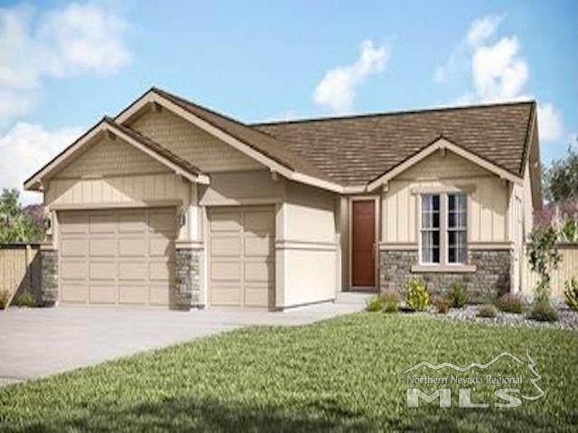 10361 Palladium Mine Dr Homesite 171, Reno, NV 89521 (MLS #200002410) :: NVGemme Real Estate